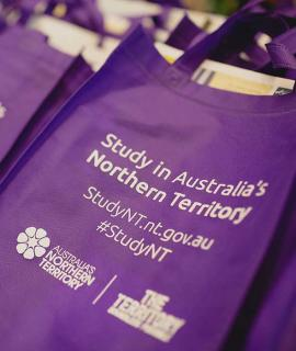 Study in Australia's Northern Territory