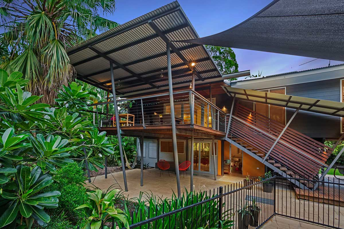 A typical Darwin residential property